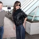 Bérénice Marlohe: arrived in Sydney