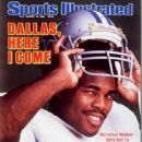 Herschel Walker - Sports Illustrated Magazine Cover [United States] (18 August 1986)