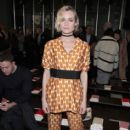 Diane Kruger : Tory Burch - February 2017 - New York Fashion Week - 413 x 600