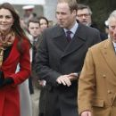 Prince Windsor, Kate Middleton, Prince Charles