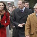 Prince Windsor, Kate Middleton, Prince Charles