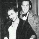 Barbara Rush & Jeffrey Hunter
