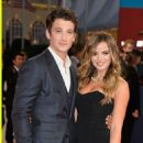Miles Teller and Keleigh Sperry - 454 x 681