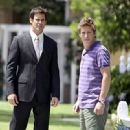 Kevin Rahm and Tuc Watkins