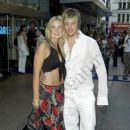 Duncan James and Janine Boosie - 368 x 550