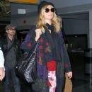 Single Heidi Klum's Big Apple Arrival