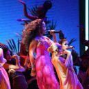 Rihanna At The 60th Annual GRAMMY Awards - Show - 400 x 600