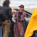 Rachel Bilson – Spotted on the set of Take Two in Malibu