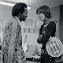 Mick Jagger & Chuck Berry