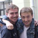 Denis Nikiforov and Sergey Bezrukov