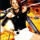 Cindy Crawford - Vogue Magazine Pictorial [United Kingdom] (February 2005) - 454 x 651