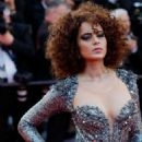 Kangana Ranaut – 'Ash Is The Purest White' Premiere at 2018 Cannes Film Festival - 454 x 660