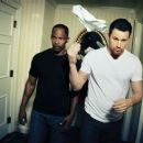 Channing Tatum & Jamie Foxx - The Hollywood Reporter Magazine Pictorial [United States] (19 July 2013)