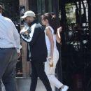 Selena Gomez – Leaving 10 Speed Coffee in Calabasas
