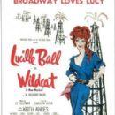 WILDCAT 1960 Broadway Musical Lucille Ball RCA - 287 x 450