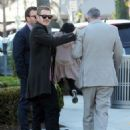 Hayden Christensen meets some friends for lunch in Beverly Hills, California on January 8, 2015 - 454 x 576