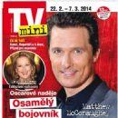 Matthew McConaughey - TV Mini Magazine Cover [Czech Republic] (22 February 2014)