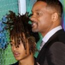 Will Smith and your son Jaden Smith at 'Suicide Squad' Premiere in New York 08/01/2016 - 454 x 682