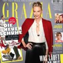 Charlize Theron - Grazia Magazine Cover [Germany] (29 November 2018)