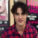 DARREN CRISS in the broadway musical HEDWIG AND THE ANGRY INCH