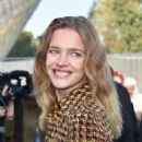 Natalia Vodianova Louis Vuitton In Paris