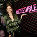Barbara Palvin attends a celebration for the new Incredible By Victoria's Secret Collection In Los Angeles