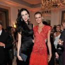 L'Wren Scott attend the Harper's Bazaar Woman of the Year Awards at Claridge's Hotel on October 31, 2012 in London, England - 381 x 594
