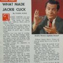 Jackie Vernon - The Detroit News TV Magazine Pictorial [United States] (22 August 1965)