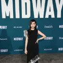 Sofia Carson – 'Midway' Premiere in Westwood