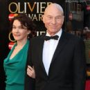 Patrick Stewart and Sunny Ozell - 410 x 621