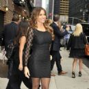 "Sofia Vergara: Lovely at the ""Late Show"""