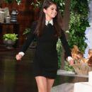 Selena Gomez At The Ellen Degeneres Show In Burbank