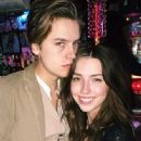 Cole Sprouse und Bree Morgan