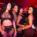 Blac Chyna Hosting at Bliss Nightclub in Washington, DC - July 11, 2015