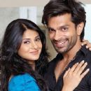 Karan Grover and Jennifer Winget
