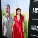 Adriana Fonseca -  Premiere Of Amazon Studios' 'Life Itself' - Red Carpet - 400 x 600