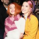Bella Thorne attends the Prabal Gurung front row during New York Fashion Week: The Shows at Gallery I at Spring Studios on February 10, 2019 in New York City