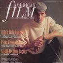 Jeremy Irons - American Film Magazine Cover [United States] (November 1991)