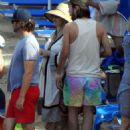 Kate Hudson in Bikini at the beach in Skiathos - 454 x 611