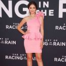Olivia Sanabia – 'The Art Of Racing in The Rain' Premiere in Los Angeles - 454 x 636