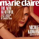 Nicole Kidman for Marie Claire Magazine (October 2018)