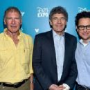 Harrison Ford-August 15, 2015-'Worlds, Galaxies, And Universes: Live Action At The Walt Disney Studios Presentation At Disney's D23 EXPO 2015 - 454 x 313