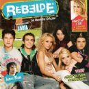 Derrick James, Angelique Boyer, Rebelde - rebelde Magazine Cover [Mexico] (June 2006)