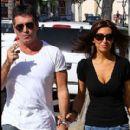 Mezhgan Hussainy and Simon Cowell - 280 x 390