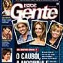 Big Brother Brasil, Manuela Saadeh - Isto É Gente Magazine Cover [Brazil] (22 July 2002)