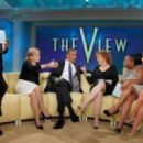 Barack Obama onThe View - 454 x 280