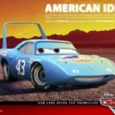 The King (voiced by Richard Petty) in Buena Vista Pictures Distribution's Cars - 2006