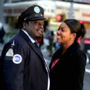 Gabrielle Union and Cedric the Entertainer