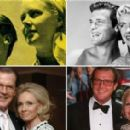 Dorothy Squires and Roger Moore - 454 x 283