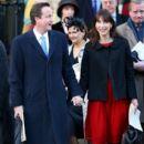 David Cameron and Samantha Cameron - 402 x 594